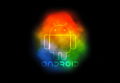 Живые обои — Color in Motion Android